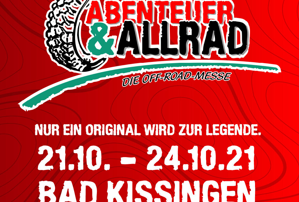 Abenteuer & Allrad 21.10 – 24.10.21